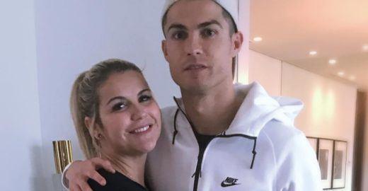 Irmã de Cristiano Ronaldo posta 'indireta' para Messi e é xingada