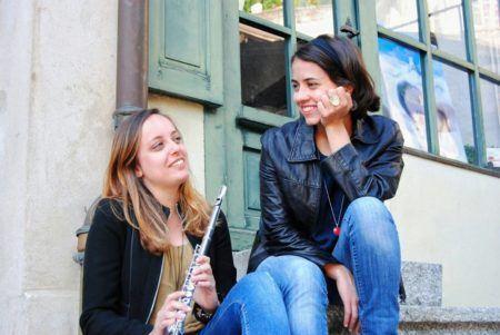 Duo da Juá faz concerto temático inspirado na França no Museu da República, no dia 29 de julho