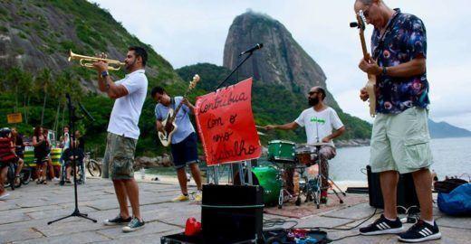 Fim de semana no Rio: arraiá, feirinha, jazz na praia e mais!