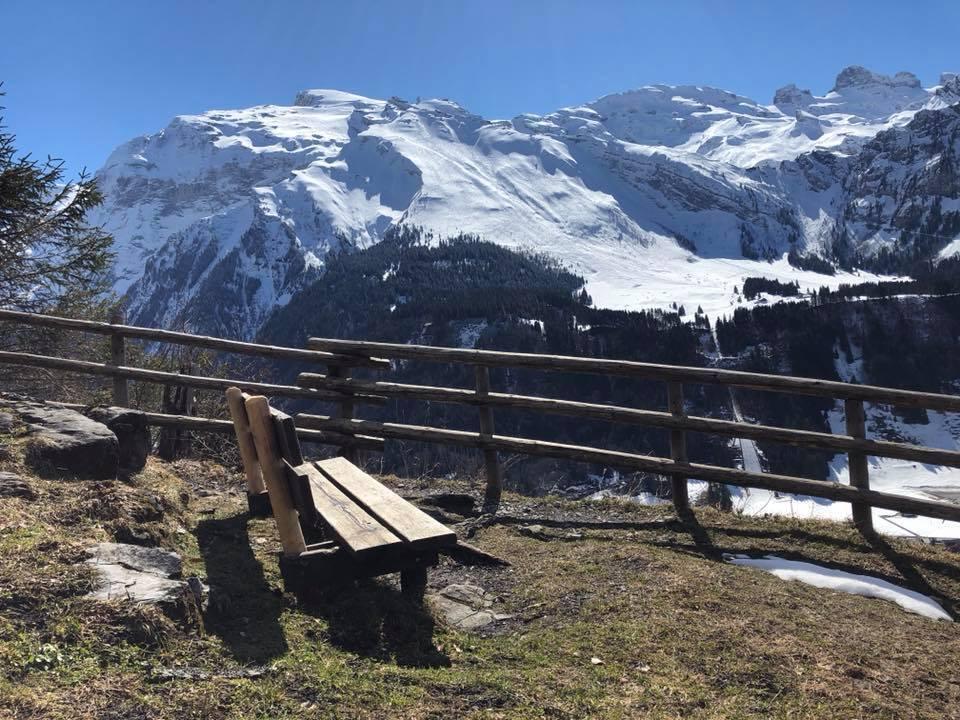 Titlis é uma montanha que fica no encantador vilarejo de Engelberg, localizado a apenas 40 minutos de Lucerna