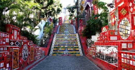 Escadaria Selarón: ir ou não ir?