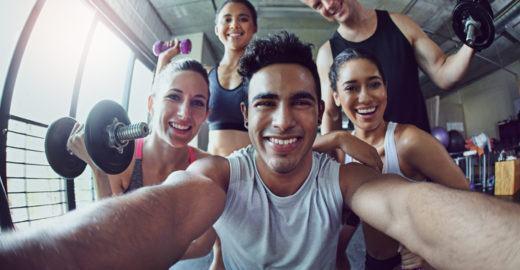 Dez minutos de exercício físico por dia aumenta felicidade