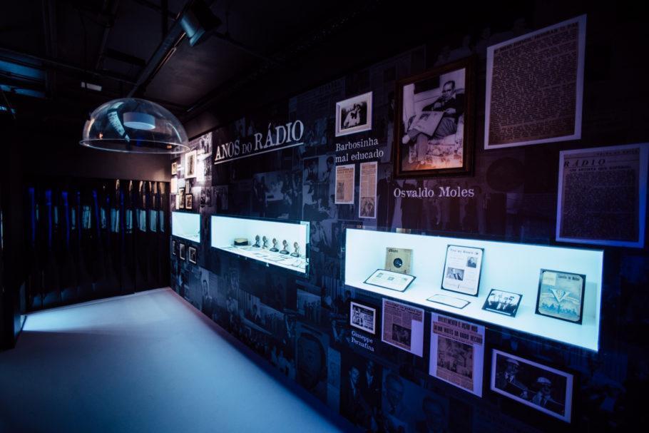Sala da exposição