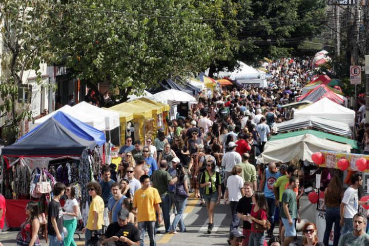 Feira de Artes da Vila Madalena online