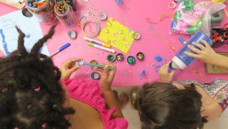 Oficinas estão na programação de Dia das Crianças do CCBB