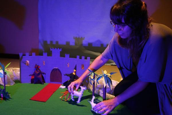 Contação de histórias faz parte da programação especial de férias da Casa Museu Eva Klabin