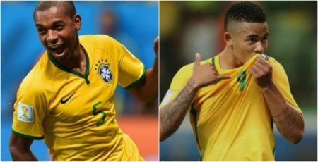 Fernandinho é alvo de ataques racistas após eliminação do Brasil