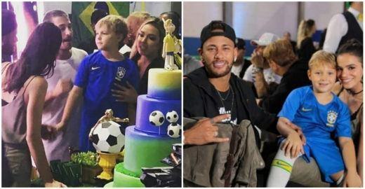 Veja como foi aniversário de Davi Lucca, filho de Neymar e Carol