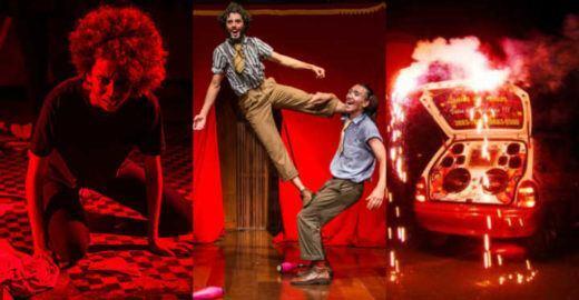 Horto recebe super festival de teatro com feirinha e baile funk