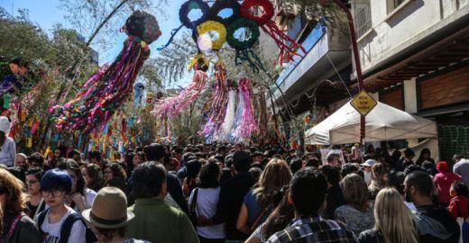 Tanabata Matsuri: 41° Festival das Estrelas ocupa a Liberdade