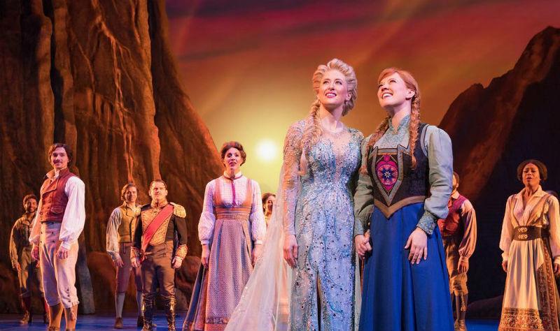 """Uma das estreias mais aguardas do ano é """"Frozen, o Musical"""""""