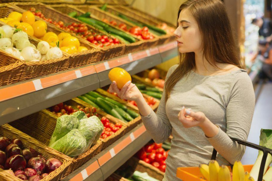 Verduras e frutas frescas por mais tempo reduzem o desperdício nos supermercados