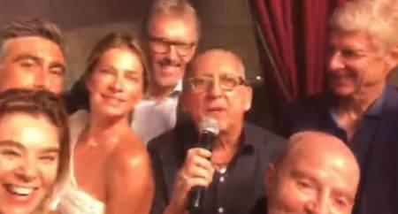 Galvão Bueno posta vídeo enlouquecendo Moscou e viraliza