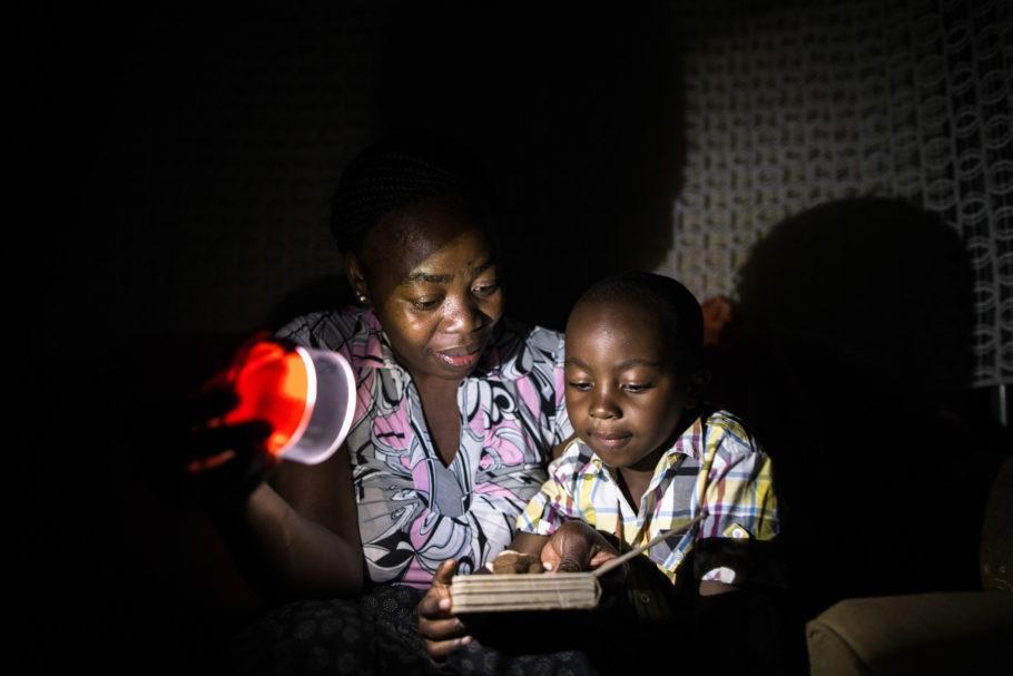 A luz ajuda no estudo; crédito: Divulgação