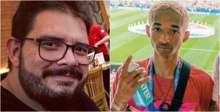 Jacaré Banguela faz post preconceituoso sobre filho de Will Smith