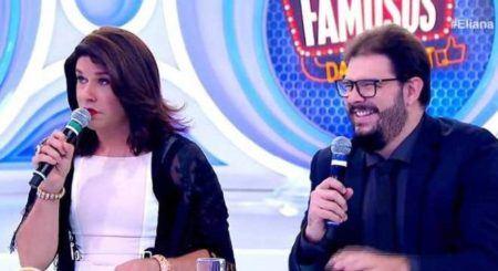 Jacaré Banguela deixa programa 'Eliana' após piada racista
