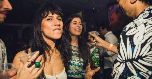 Festas da semana: treme treme tremetremetreme