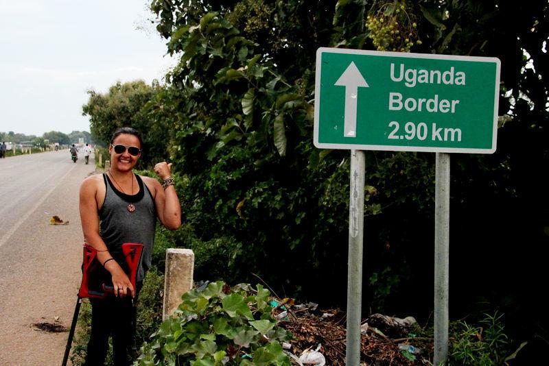 Em 2013, Jéssica fez um mochilão pela Etiópia, Sudão, Sudão do Sul e Uganda, países em zonas de conflito na África