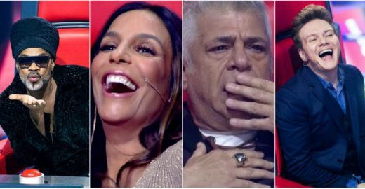The Voice muda formato da versão original e desagrada o público