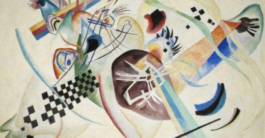 Exposição leva obras de Kandinsky ao Centro Cultural Banco do Brasil