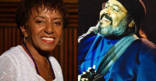 Terreirão recebe shows de Jorge Aragão, Leci Brandão e Maria Rita