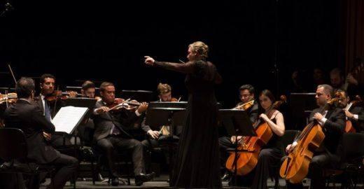 Orquestra do Theatro São Pedro faz concertos neste fim de semana