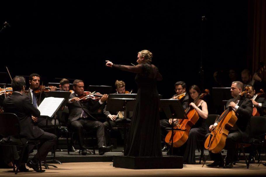 Concerto regido por Ligia Amadio