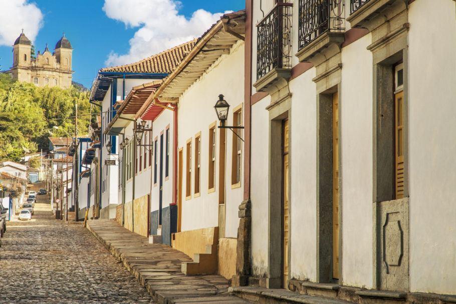 Conhecer Mariana é como voltar no tempo e mergulhar na época do Brasil Colônia