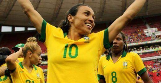 Marta é nomeada embaixadora da ONU Mulheres