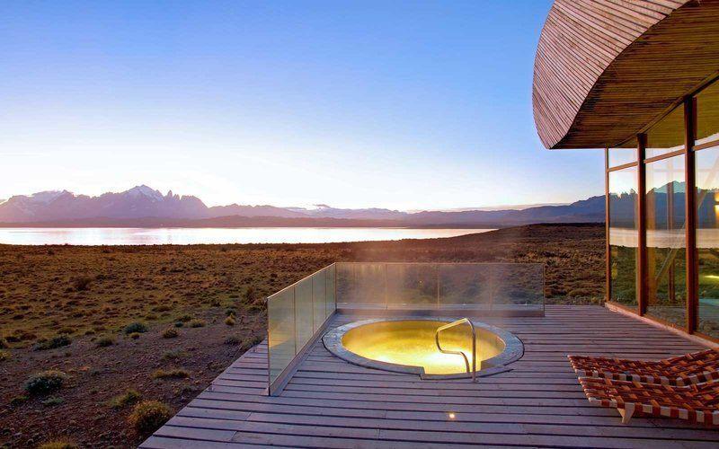 7 - Tierra Patagonia Hotel & Spa, no Parque Nacional Torres del Paine, no Chile (97,38)