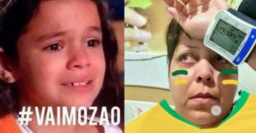 41f42c2f58 Os memes da derrota  brasileiro tem humor até na tristeza