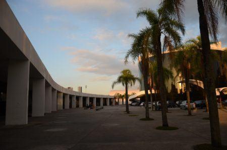 Memorial da América Latina foi projetado pelo arquiteto Oscar Niemeyer