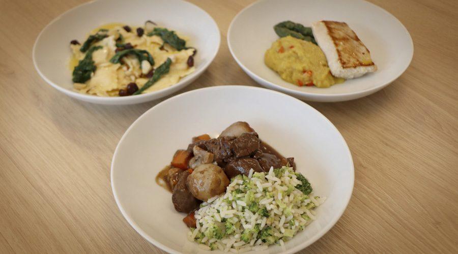 novo menu da classe executiva da Avianca Brasil é assinado pelo renomado chef carioca Thomas Troisgros