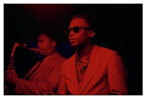 Os percursores do jazz, Miles Davis & John Coltrane, juntos em 1956