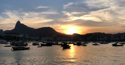 Pôr do sol no Rio: 5 lugares para curtir um fim de tarde incrível