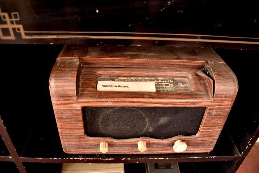 rádio-vitrola