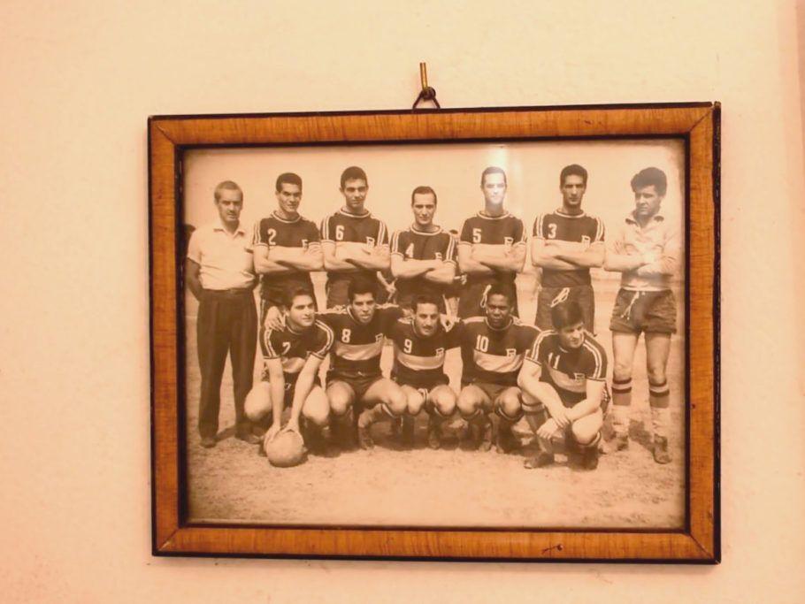 Foto de time de futebol