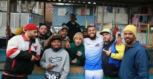 'Narra Várzea' une transmissões de jogos com rap e poesia