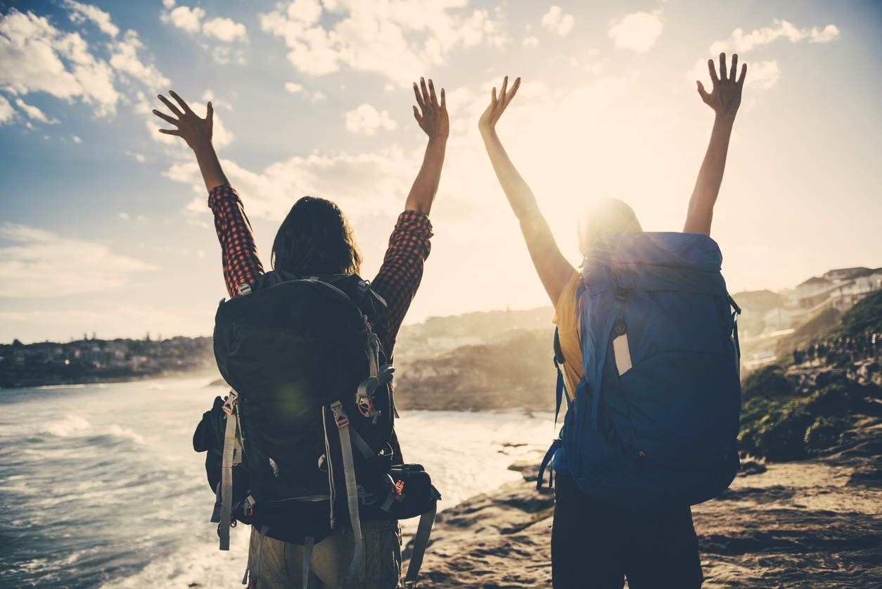 Nada como uma viagem para curar as dores do passado, revelar um novo presente, presumir um futuro melhor