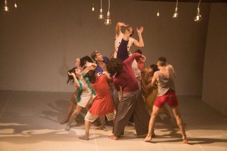 Com 10 anos de trajetória, o Núcleo Luz realiza sua 5ª Mostra Experimental de Dança no Teatro Sérgio Cardoso