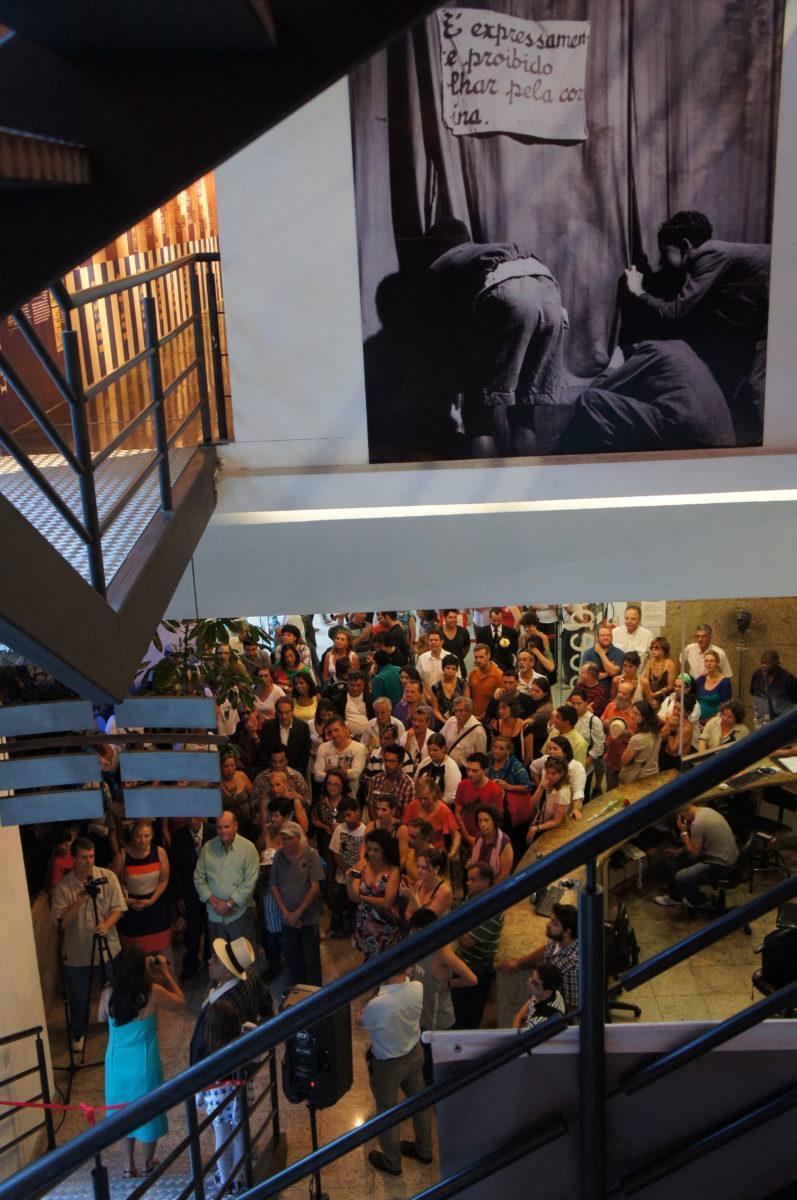 Inauguração Exposição
