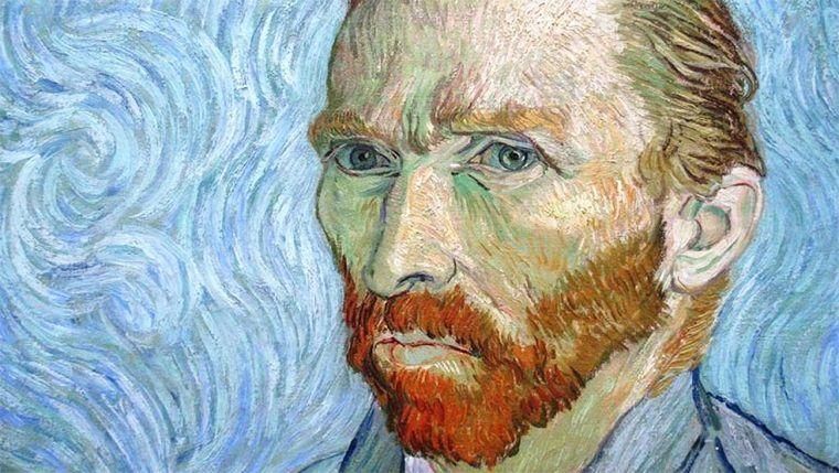 Autorretrato de Vincent Willem Van Gogh