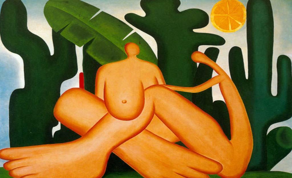 MAR reúne obras de Tarsila do Amaral, Anita Malfatti e Tunga