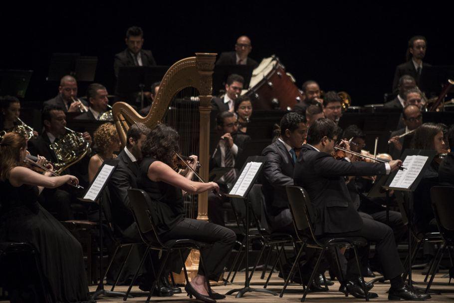 Concerto da Orquestra do Theatro São Pedro