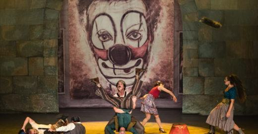 Cia La Mínima apresenta espetáculos de circo no Sesc Vila Mariana