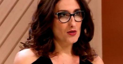 Paola Carosella é acusada de preconceito e se revolta com seguidor