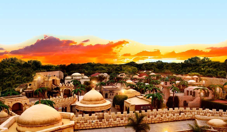 O Terra Santa é o primeiro parque temático religioso do mundo
