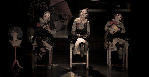 'Pequena Ladainha Anti-Dramática' reestreia no Teatro de Arena