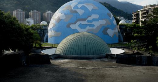 Planetário recebe evento que une astronomia, gastronomia e música