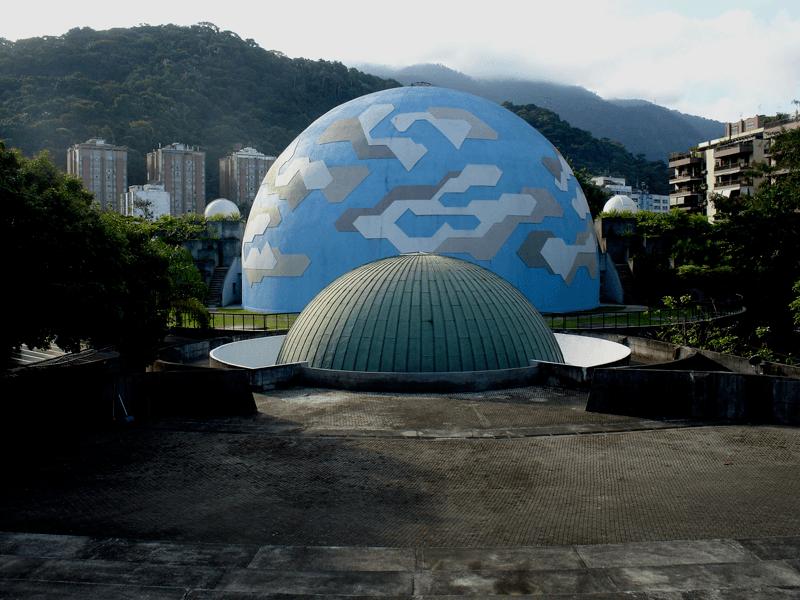 Planetário da Gávea - Rio de Janeiro